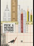 Peck & Revere Studio Two - Pocket Journal