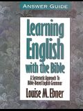 Learning English with the Bible: Answer Guide