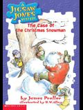 A Jigsaw Jones Mystery #2: The Case of the Christmas Snowman: Case of the Christmas Snowman