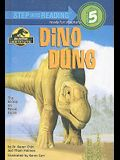 Dino Dung: The Scoop on Fossil Feces (Step Into Reading: A Step 5 Book (Pb))