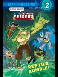 Reptile Rumble!