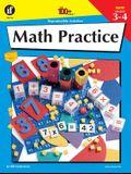 Math Practice, Grades 3-4