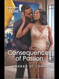 Consequences of Passion: A Sensual Pregnancy Romance