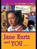 Jane Kurtz and You