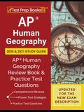 AP Human Geography 2020 and 2021 Study Guide: AP Human Geography Review Book and Practice Test Questions [Updated for the New Exam Description]