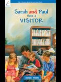 Sarah & Paul Have a Visitor: Book 2: Discover about the Lord Jesus Christ