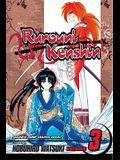 Rurouni Kenshin, Vol. 3, 3