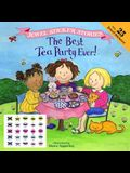 The Best Tea Party Ever! (Jewel Sticker Stories)