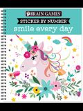 Sticker by Number Smile Everyday