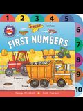 Amazing Machines: First Numbers
