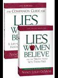 Lies Women Believe/Companion Guide for Lies Women Believe- 2 book set