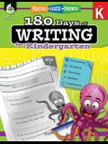 180 Days of Writing for Kindergarten (180 Days of Practice)