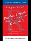 Langenscheidt's Russian-English Dictionary
