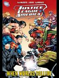 Justice League of America: When World's Collide