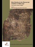 New Studies in the Manuscript Tradition of Njals Saga: The Historia Mutila of Njala