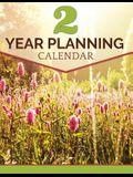 2 Year Planning Calendar