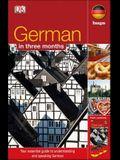 German in 3 Months.