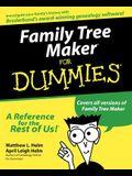 Family Tree Maker for Dummies