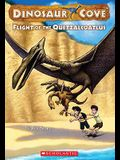 Flight of the Quetzalcoatlus