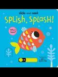 Splish, Splash!: Slide-And-Seek