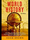 World History: Ancient History, United States History, European, Native American, Russian, Chinese, Asian, African, Indian and Austra
