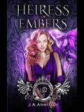 Heiress of Embers: A Sleeping Beauty retelling