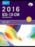 2016 ICD-10-CM Hospital Professional Edition