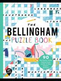 The Bellingham Puzzle Book: 90 Word Searches, Jumbles, Crossword Puzzles, and More All about Bellingham, Washington!