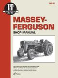 Massey Ferguson Shop Manual Models Mf230 Mf 235 Mf240 +