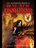 The Mammoth Book of Best New Horror, Volume 24