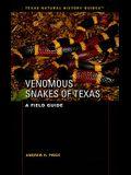 Venomous Snakes of Texas: A Field Guide