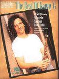 Best of Kenny G: Soprano, Alto, and Tenor Saxophone
