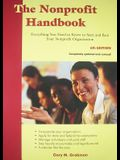The Nonprofit Handbook: Everything You Need to Know to Start and Run Your Nonprofit Organization