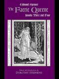 The Faerie Queene, Books Three and Four (Bk. 3 & 4)