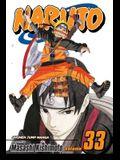 Naruto, Vol. 33, 33