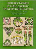 Authentic Designs from the American Arts and Crafts Movement (Dover Pictorial Archive)