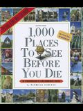 1,000 Places to See Before You Die Picture-A-Day Wall Calendar: A Traveler's Calendar