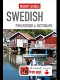 Insight Guides Phrasebooks: Swedish