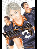 Haikyu!!, Vol. 7, Volume 7: Evolution