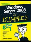 Windows Server 2008 All-In-One Desk Reference for Dummies
