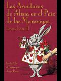 Las Aventuras de Alisia en el Paiz de las Maraviyas: Alice's Adventures in Wonderland in Ladino