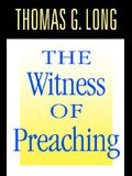 The Witness of Preaching