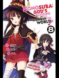 Konosuba: God's Blessing on This Wonderful World!, Vol. 8 (Manga)