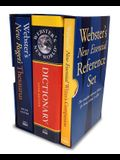 Webster's New Essential Reference Box Set: The Complete Reference Library for Home, School, or Office