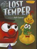 The Case of the Lost Temper Book: A Lesson in Self-Control (VeggieTales (Big Idea))