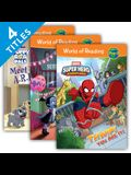 World of Reading Level Pre-1 Set 4 (Set)