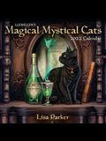 Llewellyn's 2022 Magical Mystical Cats Calendar
