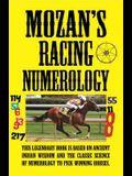 Mozan's Racing Numerology