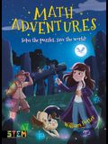 Math Adventures: Solve the Puzzles, Save the World!