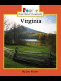 Virginia (Rookie Read-About Geography)
